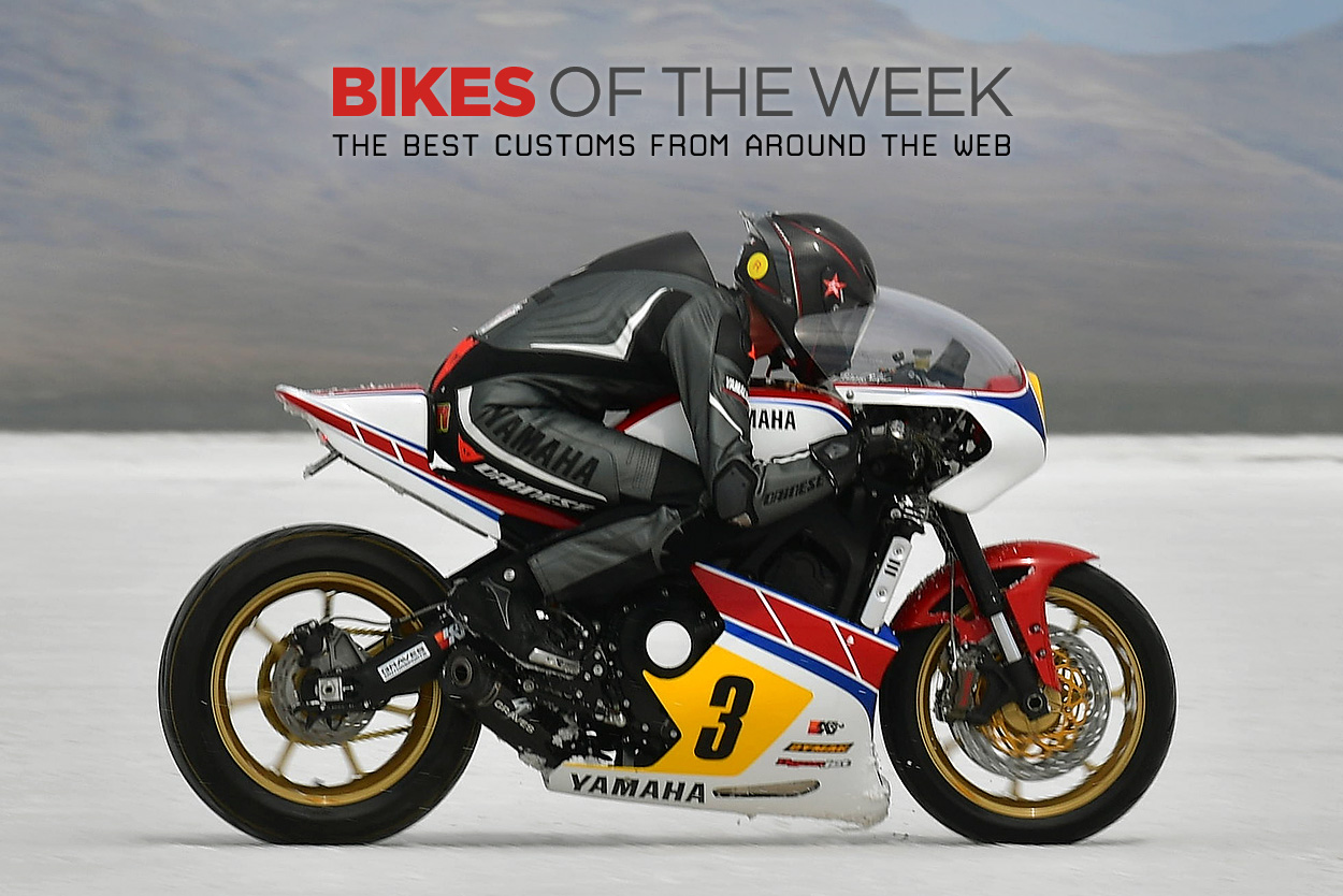 Custom Bikes Of The Week 24 September 2017