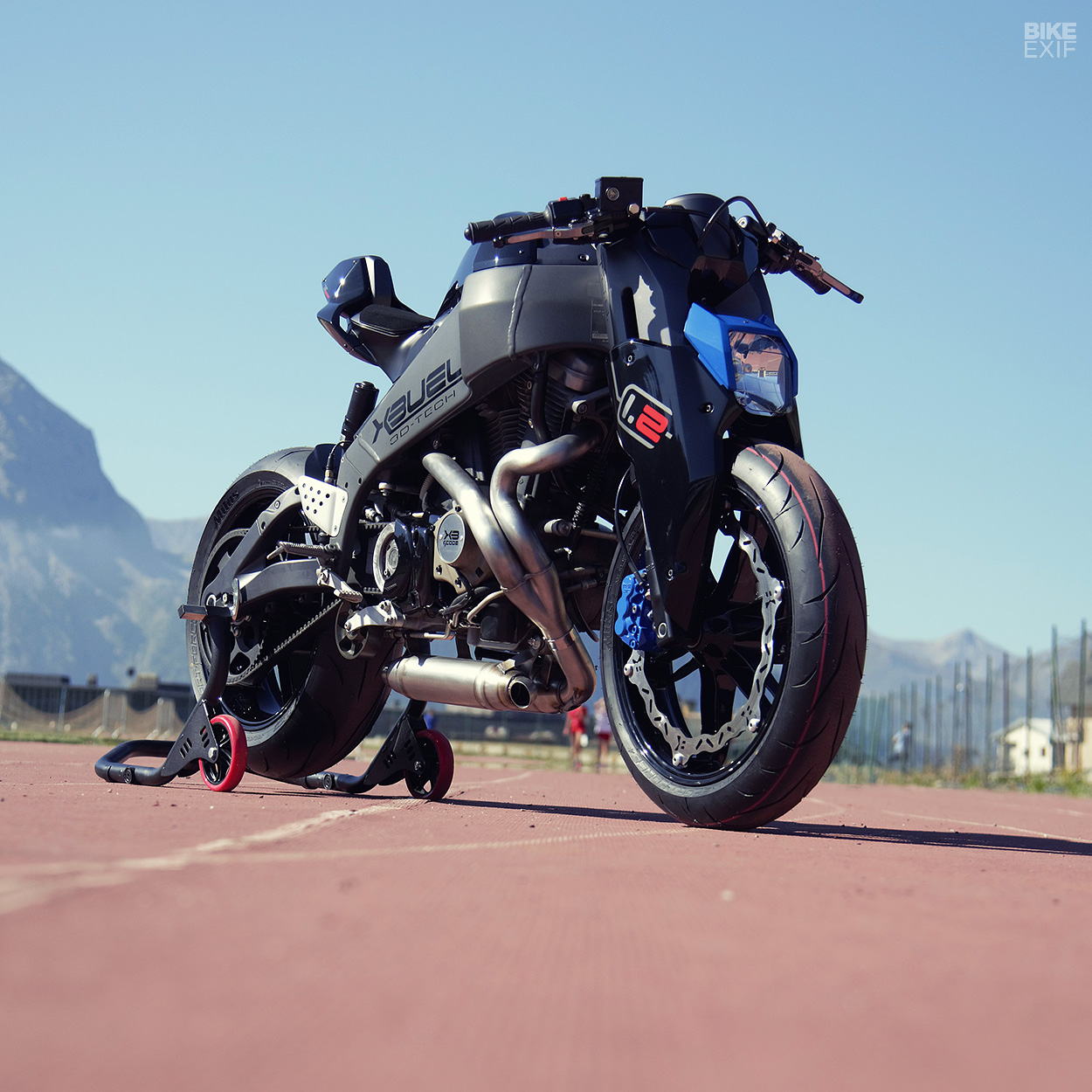 This Buell is a Glimpse into the Future of Customization | Bike EXIF