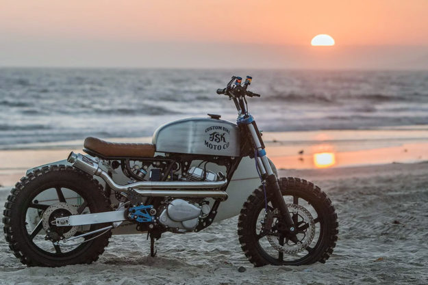 Honda Rebel 250 by JSK Moto
