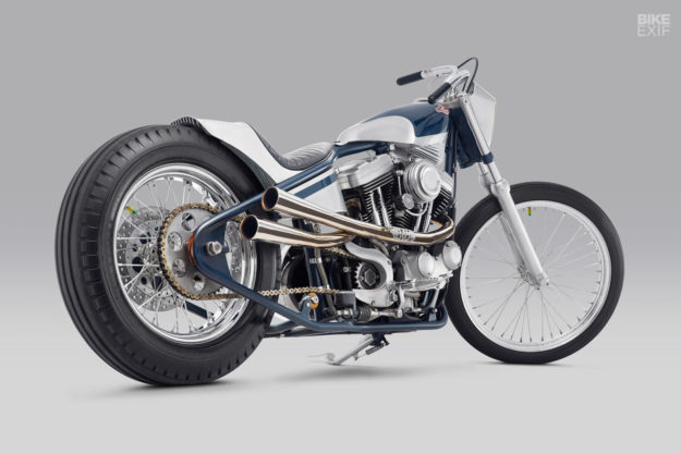 Harley XL1200 custom by Thrive Motorcycle of Jakarta