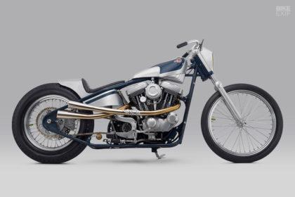 Harley XL1200 custom by Thrive Motorcycles of Jakarta