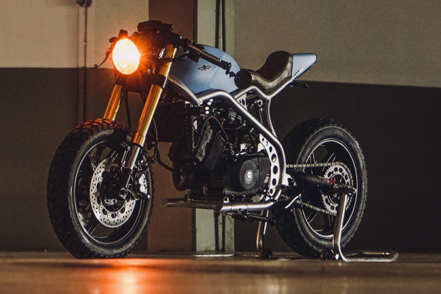 Kasinski Comet by Lucca Customs
