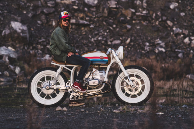 Motorcycle photographer Devin Paisley of South Africa
