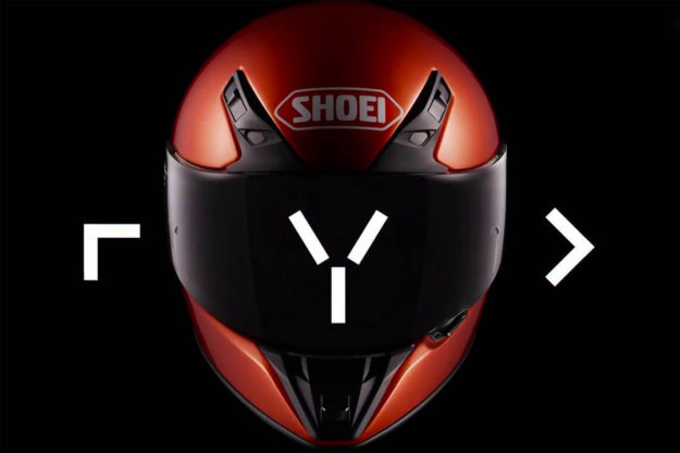 Helmet review: the Shoei RYD (RF-SR)