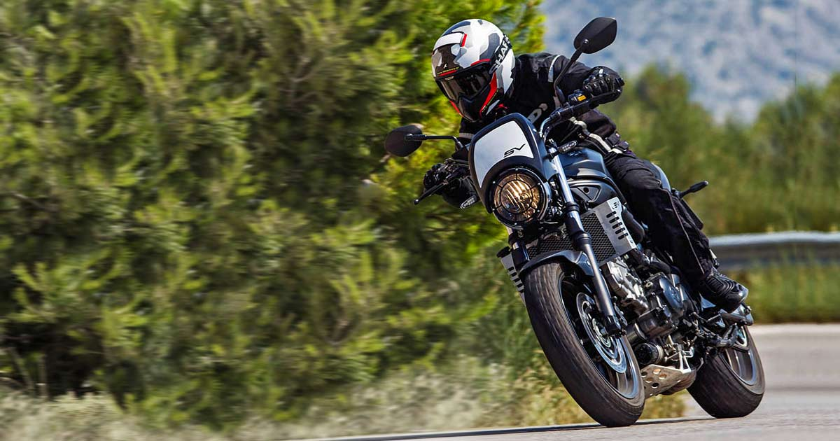 It's About Time: A Suzuki SV650 kit by C-Racer