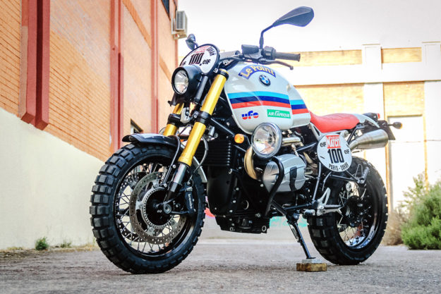 BMW R nineT by XTR Pepo