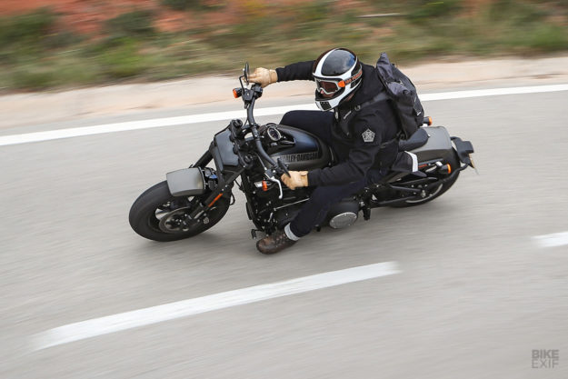 2018 Harley-Davidson Softail Fat Bob review