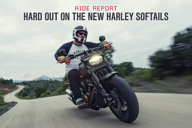2018 Harley-Davidson Softail review