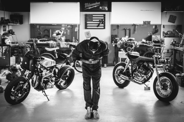Goodbye Ed Turner, custom motorcycle builder
