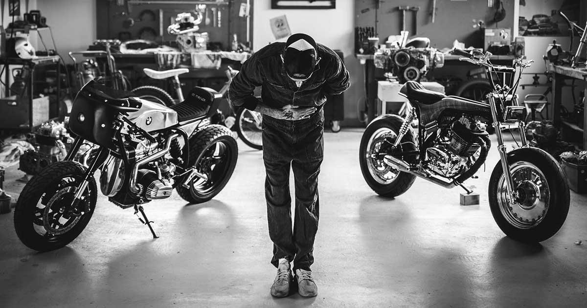 Custom Bikes Of The Week: 15 October, 2017