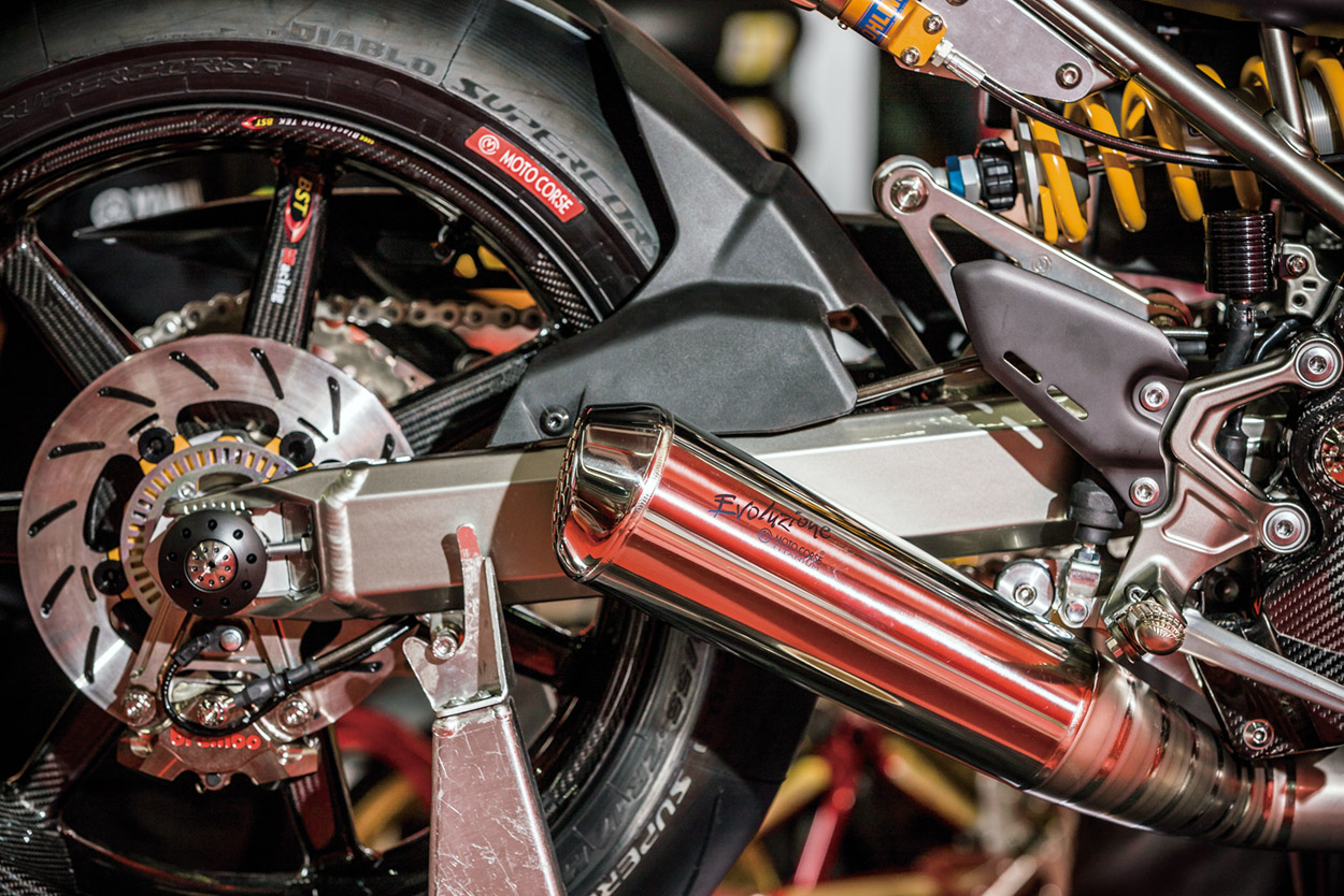 Beyond Z: The Kawasaki Factory Z900RS Custom Project | Bike EXIF