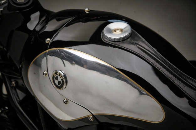 Custom BMW R nineT by Lowride magazine