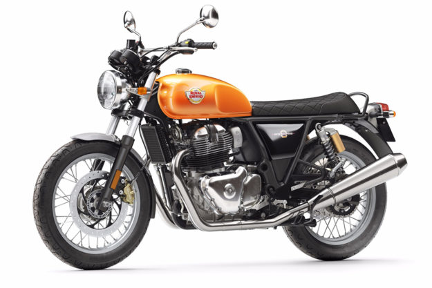 Preview: The 2018 Royal Enfield Interceptor 650