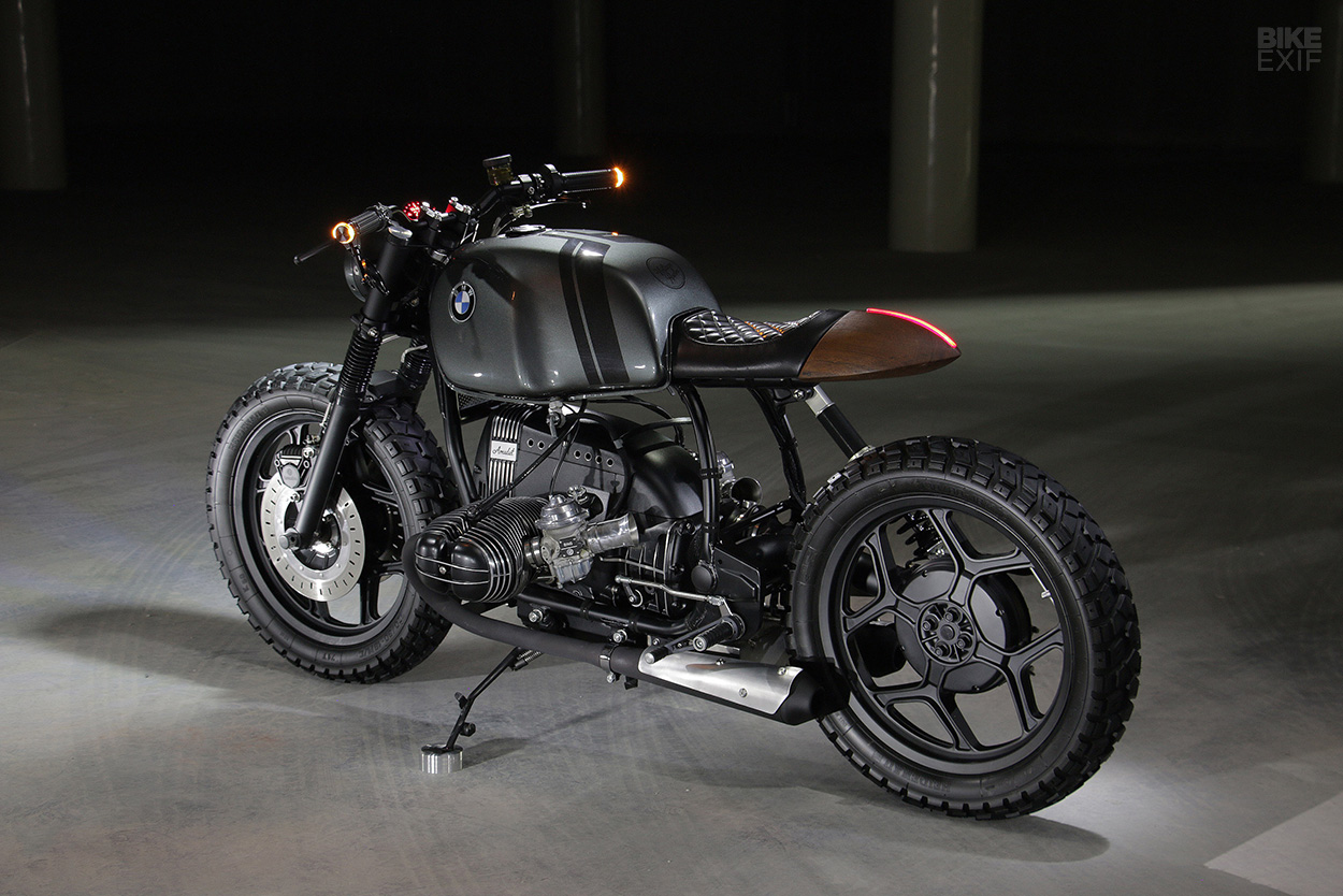 Escape Vehicle: Building a BMW R80RT To Stay Sane | Bike EXIF