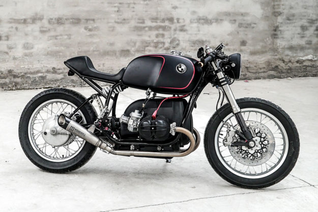 BMW R90 by Mandrill Garage of China