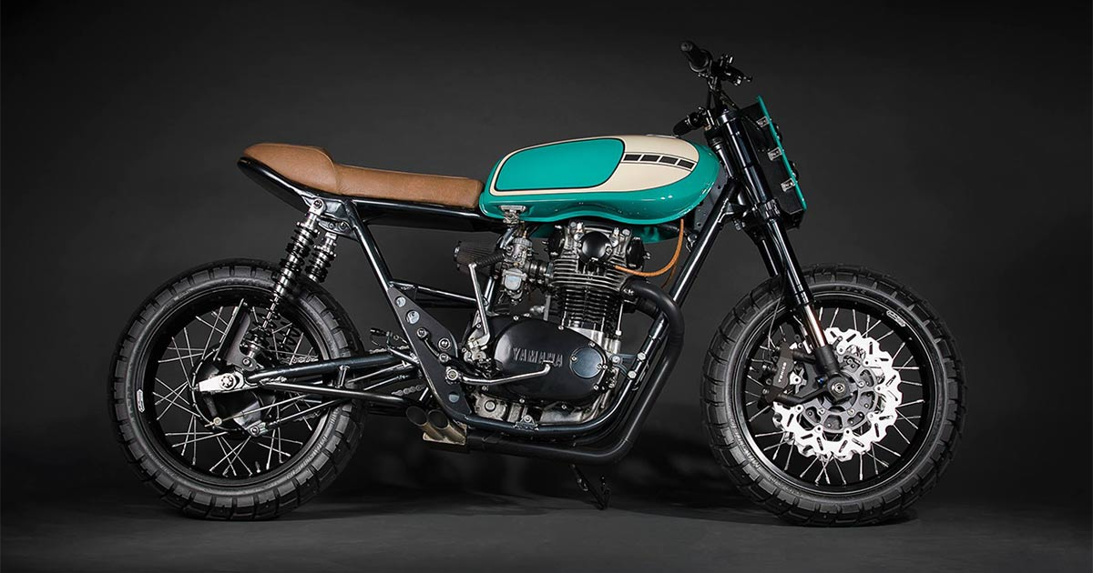 Custom Bikes Of The Week: 5 November, 2017