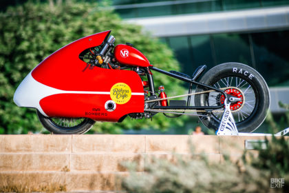 Turbo Hero Xtreme: The world's fastest pizza delivery bike