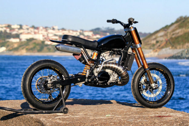 Honda CR500 by Dab Design