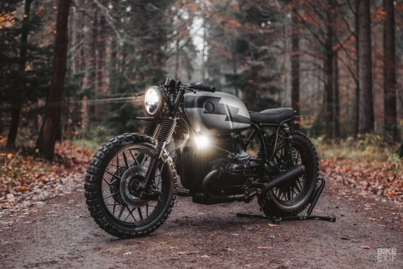 All About Second Wind A 1970s Bmw R100 Destined For Alpine Trails