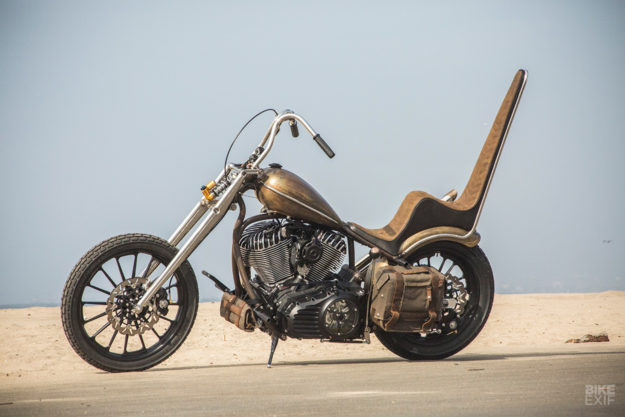 Roland Sands' Indian Chief chopper
