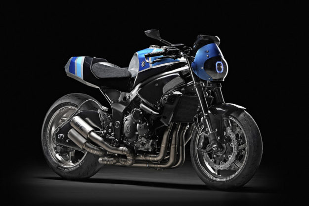 Suzuki GSX-S750 by Officine GP Design