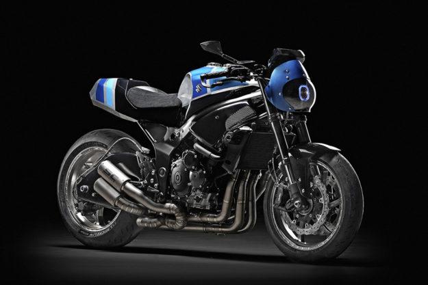 Suzuki GSX-S750 by Officine GP Design