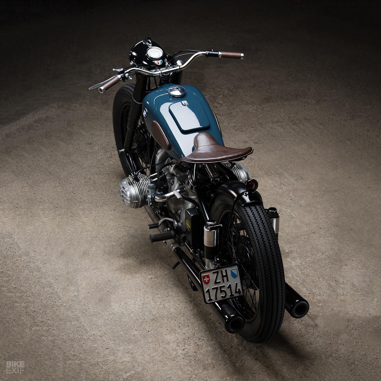 Old Timer This Swiss Bmw Restomod Is Just Perfekt Bike Exif R60 2 Wiring Harness Full Size