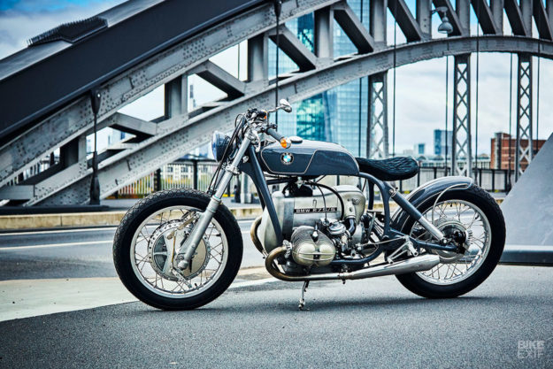BMW R75/5 bobber by Kingston Custom