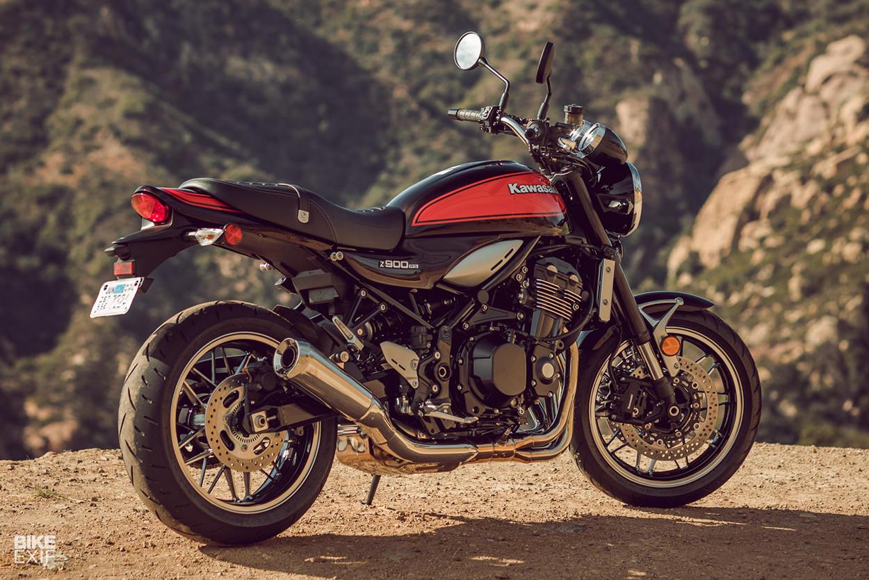 Review The 2018 Kawasaki Z900rs Full Size