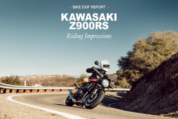 Review: The 2018 Kawasaki Z900RS