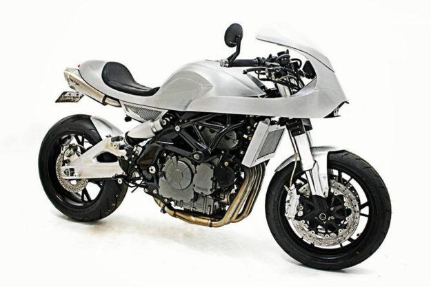 Benelli BN600R by White Collar Bikes
