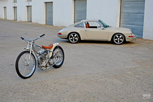 Switch Hitter: Porsche specialist Dutchmann tackles a 1968 Jawa