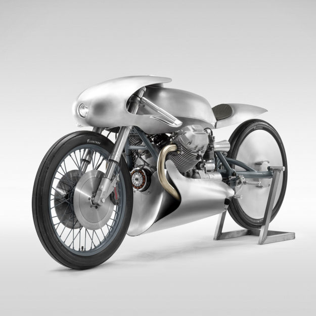 Moto Guzzi 'Airforce' by Death Machines Of London