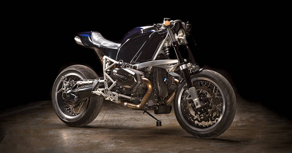 Second Chance: Revival resurrects the BMW R1200S