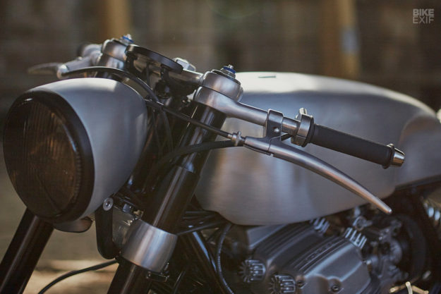 This CB750 took three years to build—and it's perfect | Bike EXIF