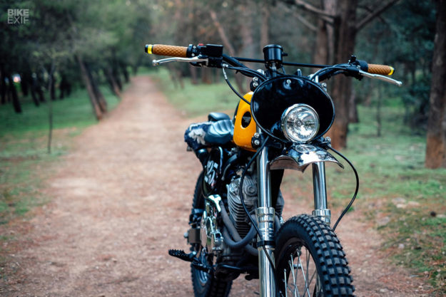 Honda XR 250 scrambler by Urban Mechanics