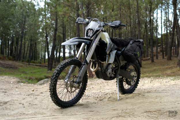 This KTM custom dirt bike is El Solitario's most controversial project yet