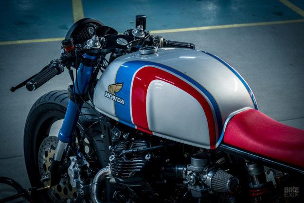 Ready to Rip: NCT Motorcycles' Racy Honda CX500