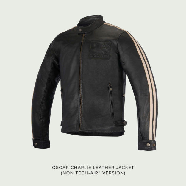 Alpinestars Oscar Charlie leather jacket review