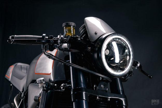 The Archduke: Analog builds the ultimate KTM 990 Super Duke