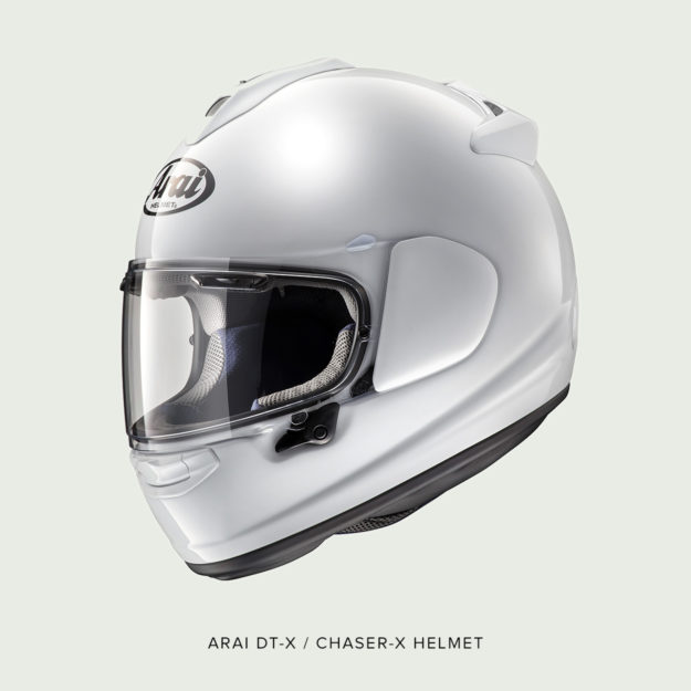 Arai DT-X (Chaser-X) motorcycle helmet review