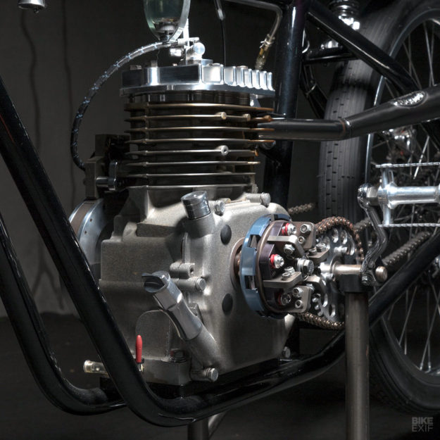 Building A Motorcycle Engine From Scratch