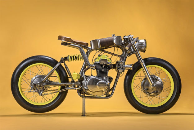 Honda CB350 by Titan Motorcycles