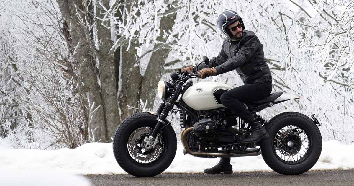 (Some) Assembly Required: BAAK's easy-build BMW R nineT