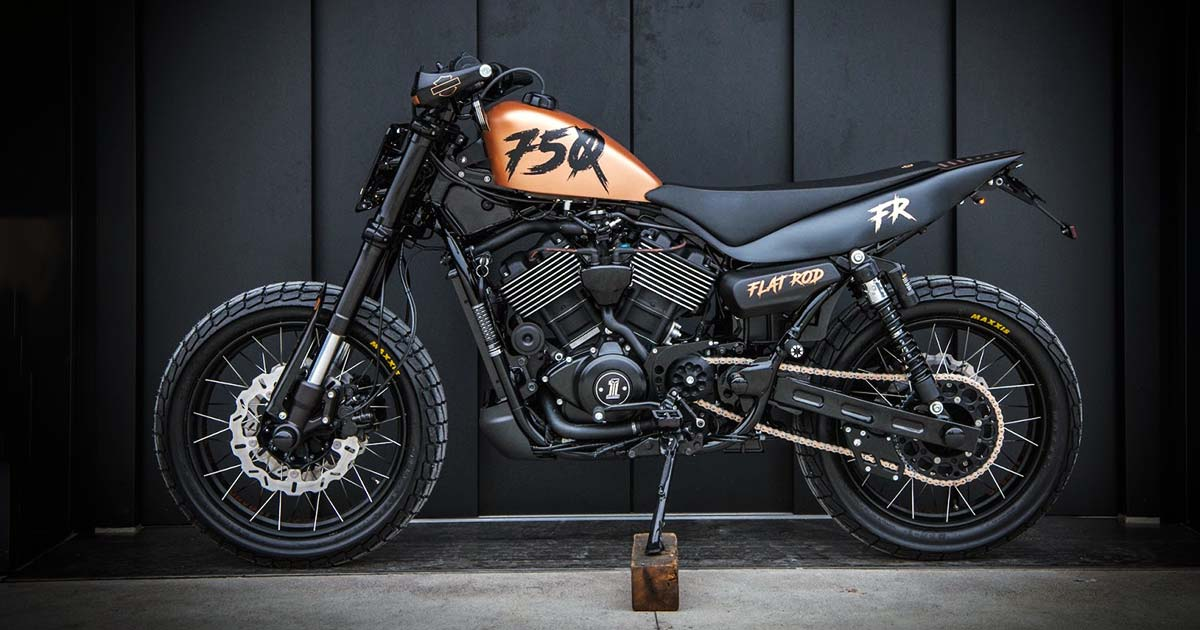 Custom Bikes Of The Week: 25 February, 2018