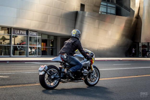 Cafe racer BMW R nineT by JSK Moto