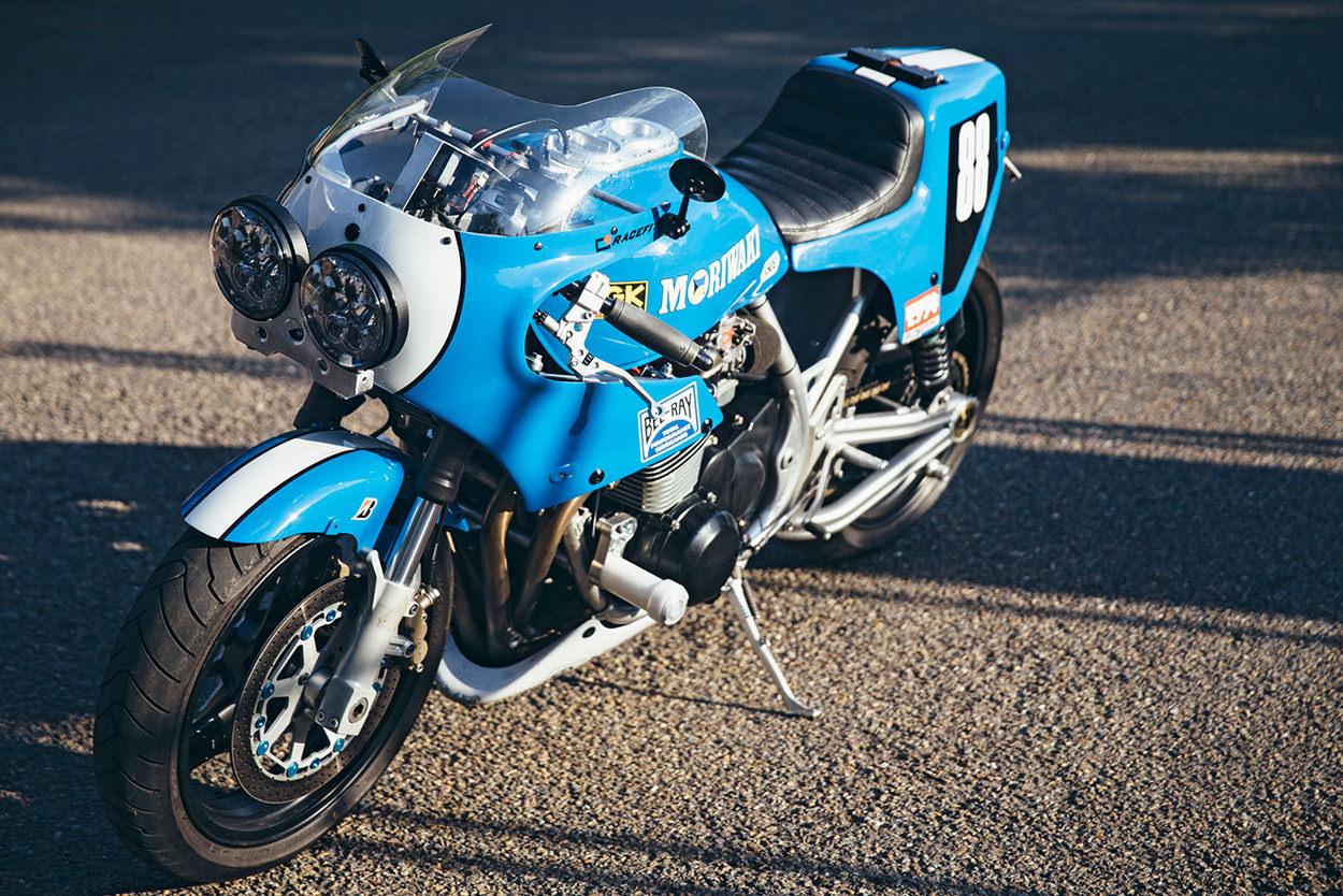 pièces moto 750 zephyr