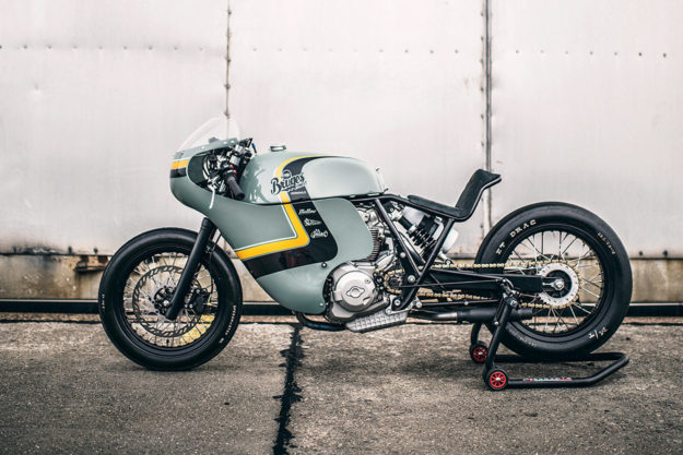 Sultans of Sprint racer by Hermanus