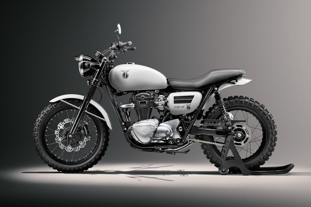 Kawasaki W650 By Wreckless Carving Out A Niche In The Custom World Is No Easy Feat Especially When Youd Rather Stand Than Merely Blend