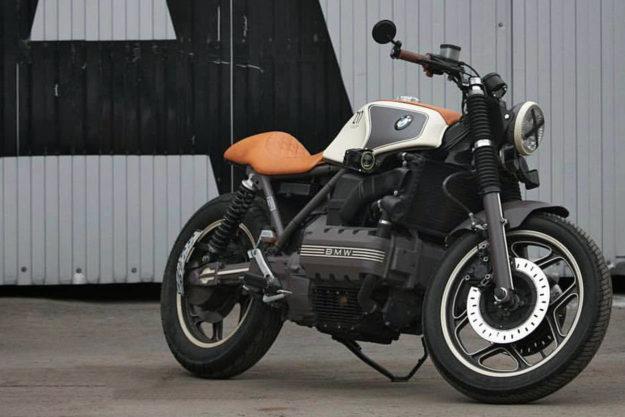 BMW K100 by Z17 Customs